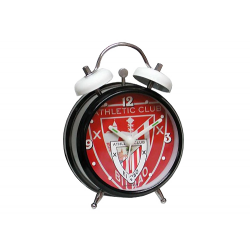 Athletic de Bilbao Small bell alarm clock.