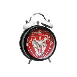 Reloj despertador campana pequeño del Athletic de Bilbao.