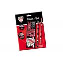 Athletic de Bilbao Stationery 5 pieces.