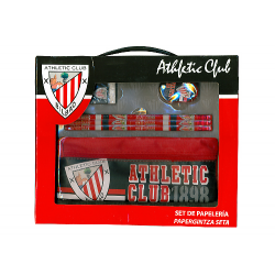 Set scolaire Athletic de Bilbao.