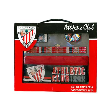 Set scolaire Athletic de Bilbao.