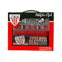 Set papelería mediano del Athletic de Bilbao.