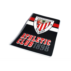 Athletic de Bilbao Dina A4 spiral notebook.