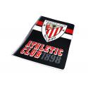 Cahier grand format Athletic de Bilbao.