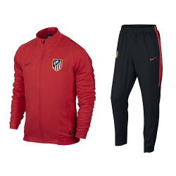 Chandal oficial adulto Atlético de Madrid 2015-16.